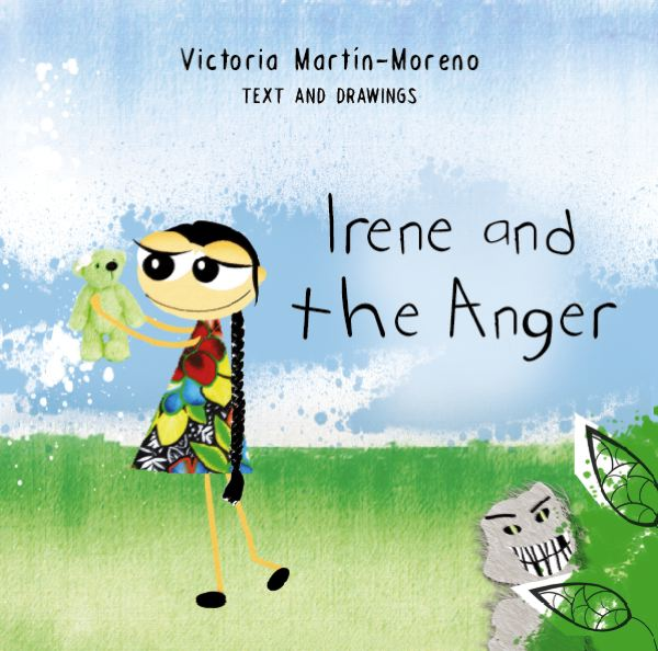 Irene and the Anger Children book