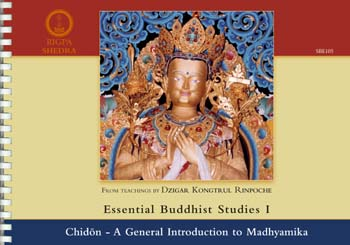Essential Buddhist Studies 1 : Chidön A General Introduction to Madhyamika
