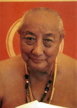 Dilgo Khyentse Rinpoche portrait Photos 4 sizes