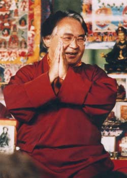 Sogyal Rinpoche hand joined Photos 4 sizes