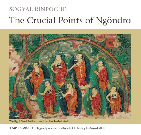 The Crucial Points of Ngöndro MP3