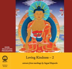Loving Kindness part 2 2 audio CD or 1 DVD