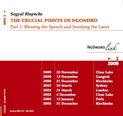 The Crucial Points of Ngöndro Part 1 MP3