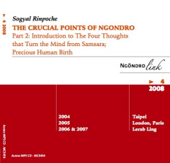 The Crucial Points of Ngöndro Part 2 MP3