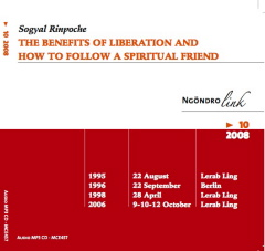 The Benefits of Liberation and How to Follow a Spiritual Friend MP3