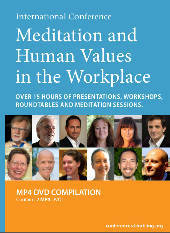 International Conference - Meditation and Human Values in the Workplace DVD