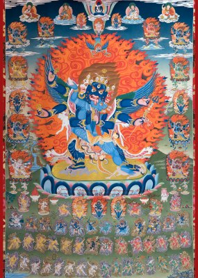 Vajrakilaya Photos 4 sizes