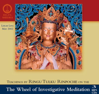 The Wheel of Investigative Meditation 3 mp3