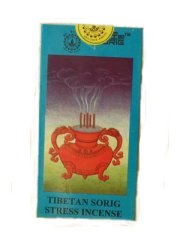 Sorig Incense against stress