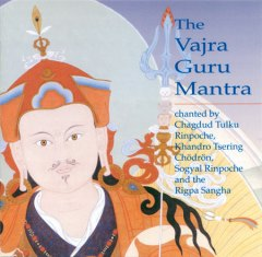 The Vajra Guru Mantra audio CD - Click Image to Close